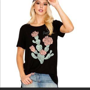 Price 🔻🔻Desert 🌵 Vibes Cactus T-shirt